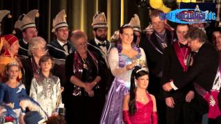 preview picture of video 'Inthronisation des Würmesia Prinzenpaares 2013'