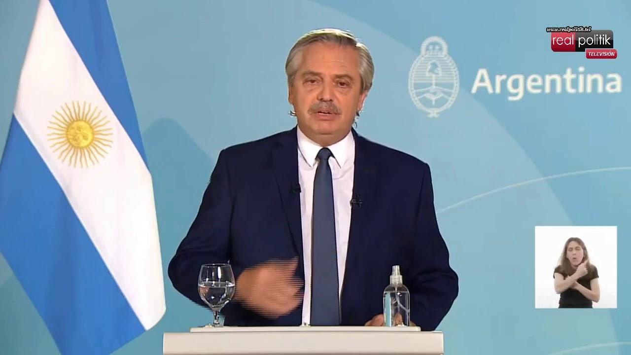 """Alberto Fernández: """"Se mantienen las mismas medidas hasta el 21 de Mayo"""""""
