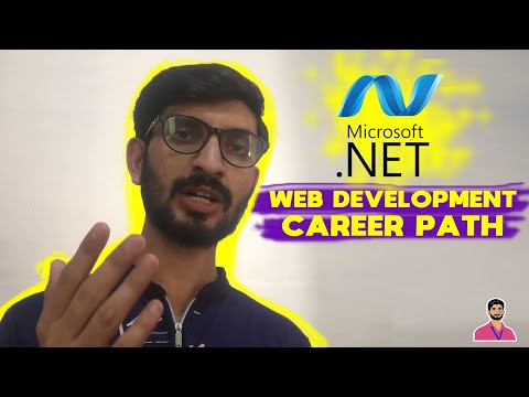 How to Become a Full Stack Web Developer With .NET   Hindi/Urdu    SharpScripter