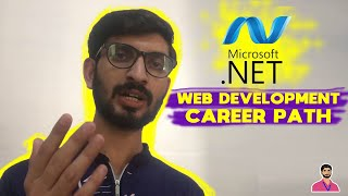 How to Become a Full Stack Web Developer With .NET | Hindi/Urdu || SharpScripter