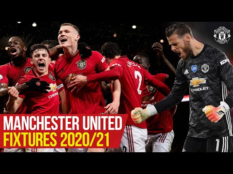 Download Premier League Fixtures 2020 21 Manchester United Key Ga Mp4 HD Video and MP3