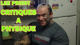 Lee Priest Critiques a Physique on Low Steroid Doses