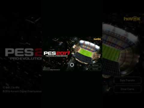 Video CARA MENGATASI FORCE CLOSE PADA GAME PES 2017 MOBILE