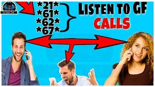 Dial One Code & Listen to GF or BF Live Phone Call Record on your Android Device