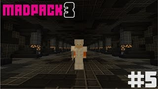 The MadPack 3! #5| Suguard and Jelly Queen!- Modded Minecraft HQM