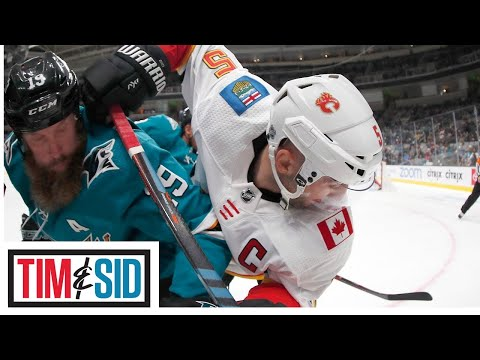 Singing The Praises Of Flames Defenceman Mark Giordano | Tim and Sid