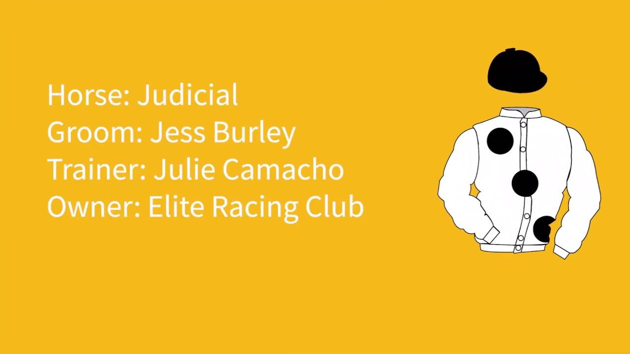 Week 4 Winner - Jess Burley and Judicial