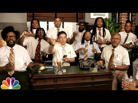 Bad and Boujee (Office Supplies Instruments) [Feat. Migos & The Roots]