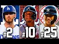 Ranking The Top 50 Players In The Mlb For 2020
