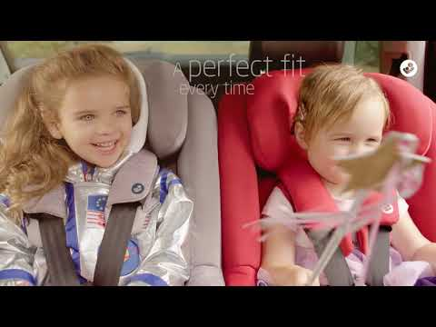 Beryl Car Seat Features