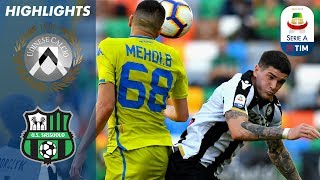 Udinese 1-1 Sassuolo | Late Lirola Own Goal Saves Udinese a Crucial Point | Serie A