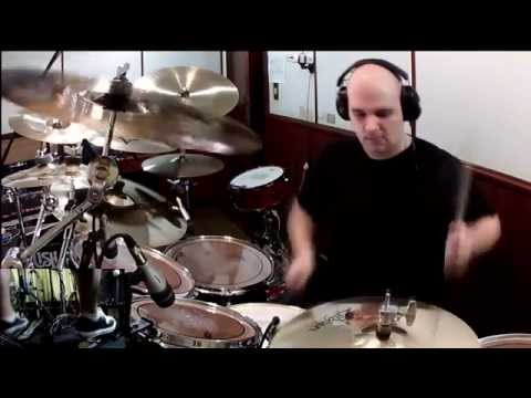 Rush - Dog Years - Drum Cover (With Lyrics)