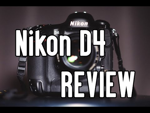 ► Nikon D4 Review: Check This Before You Buy