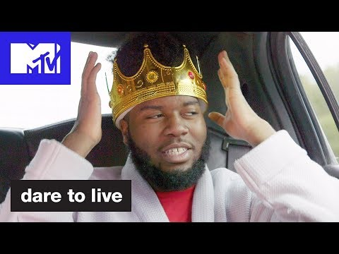 'Khalid Opens Up About Finding Happiness' Official Sneak Peek | Dare To Live | MTV
