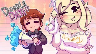 JASON GETS MARRIED - DOODLE DATE #3