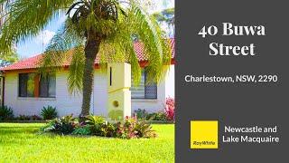 40 Buwa St Charlestown