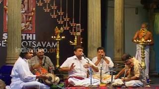 Carnatic Music - Vocal by Sri. Sanjay Subrahmanyan