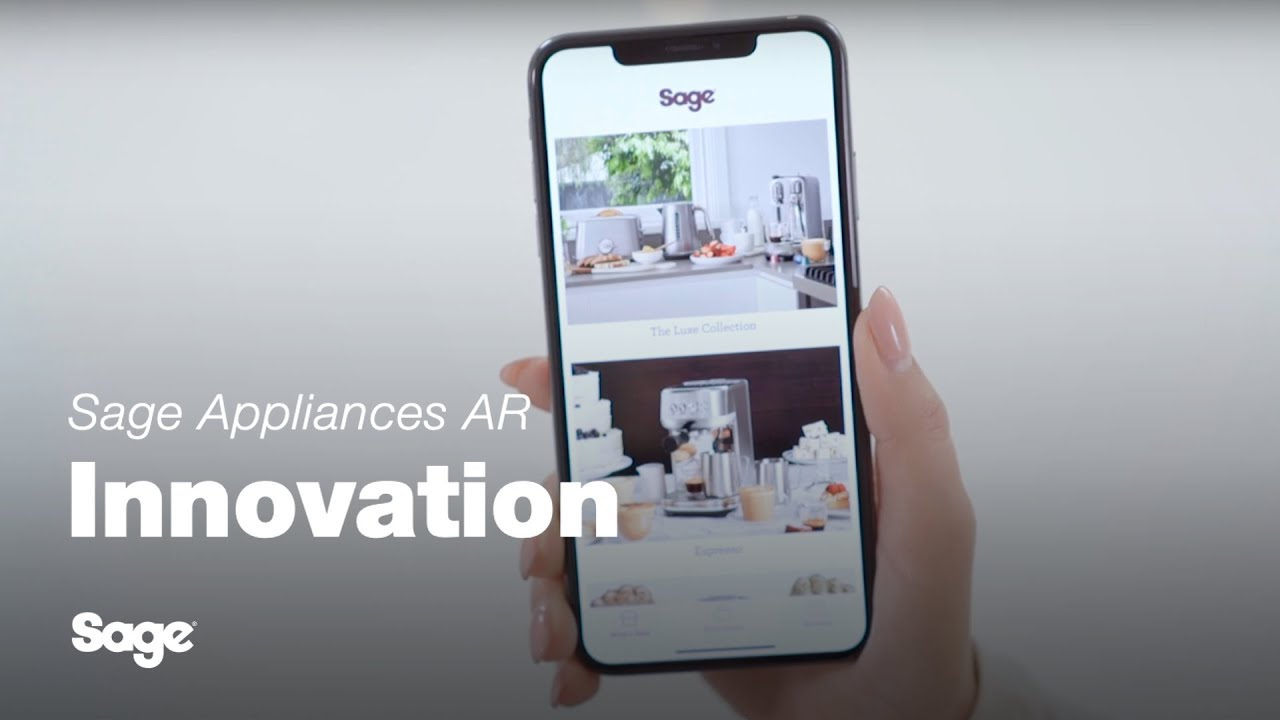 Sage AR - Try our new Augmented Reality app