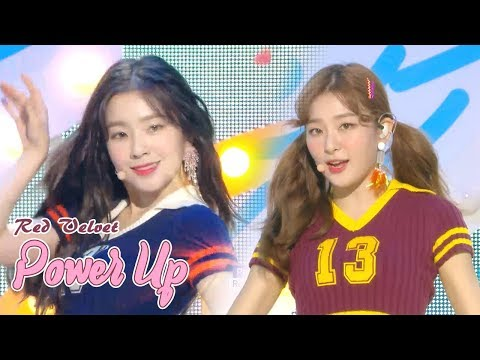 [HOT]RED VELVET - Power Up  , 레드벨벳 - Power Up    Music Core 20180811 - MBCkpop