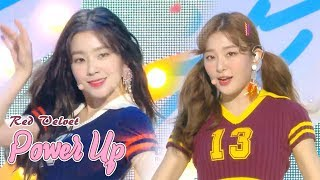 [HOT]RED VELVET   Power Up  , 레드벨벳   Power Up    Music Core 20180811