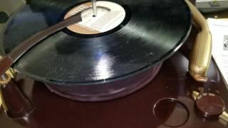 1951 RCA VICTOR 2S7 RADIO RECORD PLAYER - 8/14/16