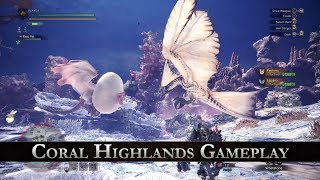 Gameplay Coral Highlands