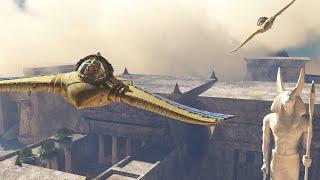 Starożytny Egipt. Latające maszyny bogów