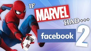 IF MARVEL HAD FACEBOOK 2