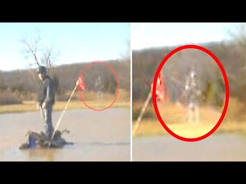 Real Life Ghost Soldier Caught On Camera In Missouri?