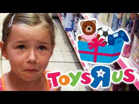 GEBURTSTAG SHOPPING TOUR 🎁 Lulu im TOYS'R'US Spielzeug Himmel 🎈🎈