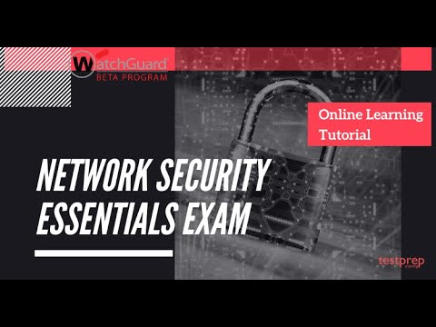 How to prepare for network security essentials exam? - YouTube