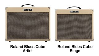 Roland Blues Cube Guitar Amplifier Demo   Sweetwater's Guitars And Gear, Vol. 85