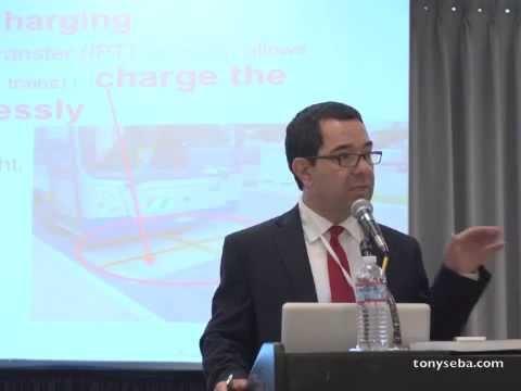 הרצאה מרתקת לגבי עתיד העולם עד שנת 2030, מכוניות חשמליות ואנרגיה סולארית - 100%