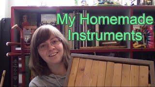 Homemade Instrument Tour