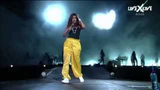 Rihanna   Where Have You Been Live At Rock In Rio 2015   HD