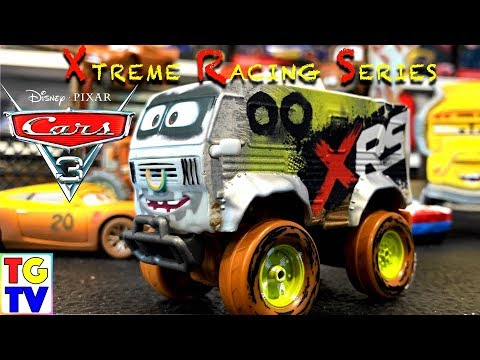 Disney Pixar Cars 3 XRS (Xtreme Racing Series) ARVY