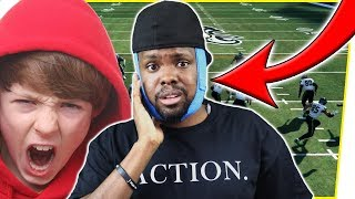 SUPER FUNNY! CAN I MAKE SOMEONE RAGE QUIT FRESH OUT OF SURGERY! HIGH OFF ANESTHESIA - Madden 18