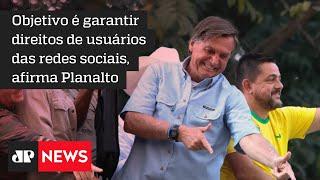 Bolsonaro envia PL que dificulta retirada de conteúdos da internet ao Congresso