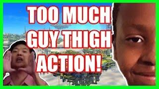 WAYYY TOO MUCH GUY THIGH ACTION! - Super Smash Bros Wii U Gameplay   Wifey Beatdown 9 Pt.4