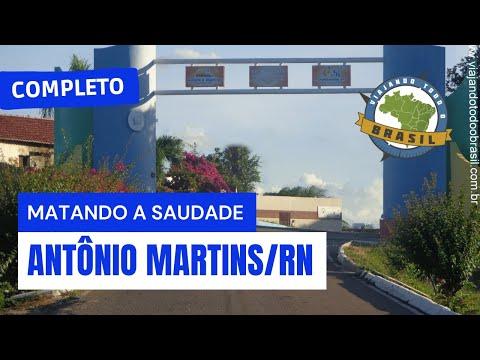 Viajando Todo o Brasil - Antônio Martins/RN - Especial