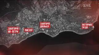 Росіяни скуповують в Криму колишні українські державні санаторії