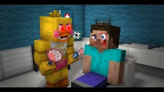 FNAF  Monster School: ALL OPERATIONS! SEASON 1 - Minecraft