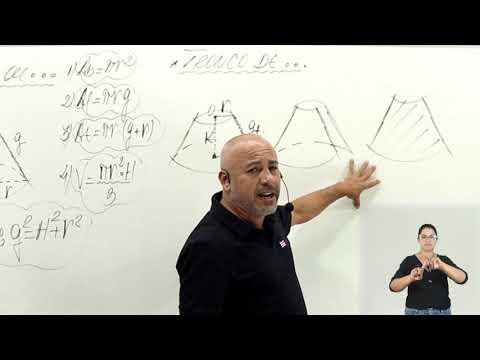 Aula 11 | Cone - Parte 02 de 03 - Matemática