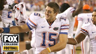 Tebow On '08 Florida Gators Being The Greatest Of All-time | Ring Chronicles | CFB ON FOX