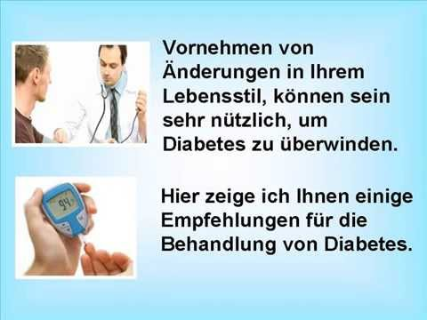 Wachsen Stout bei Diabetes