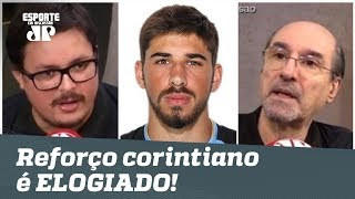 Reforço do Corinthians é ELOGIADO!