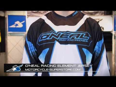 O'Neal Racing Element Jersey from Motorcycle-Superstore.com