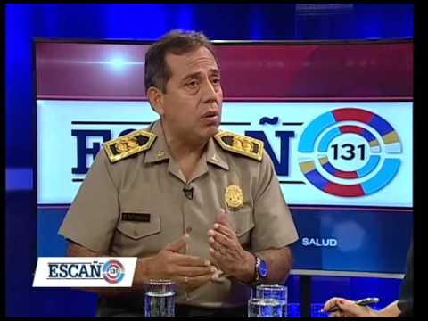 Entrevista Seguridad Ciudadana