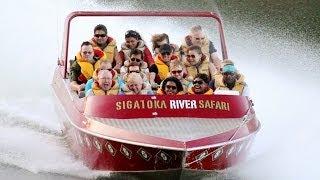 Sigatoka River Safari, Fiji