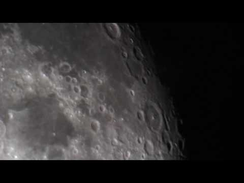 Moon and Deep Space pictures with Meade LS8, April 12 2017